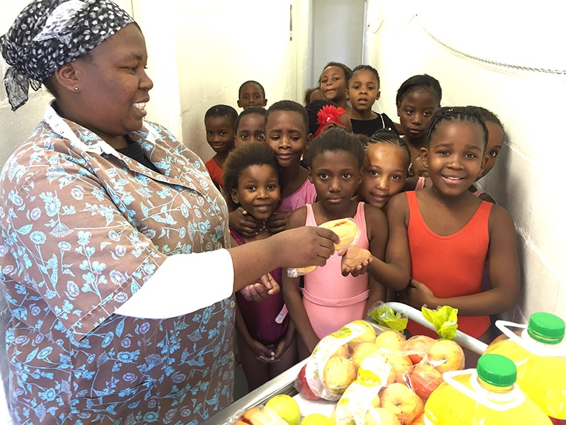 Zama Feeding Scheme